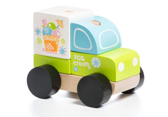 Cubika Ice Cream Car LM-8