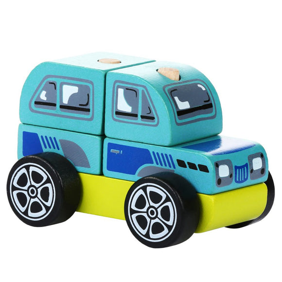 Cubika Off-Roader Car LM-9