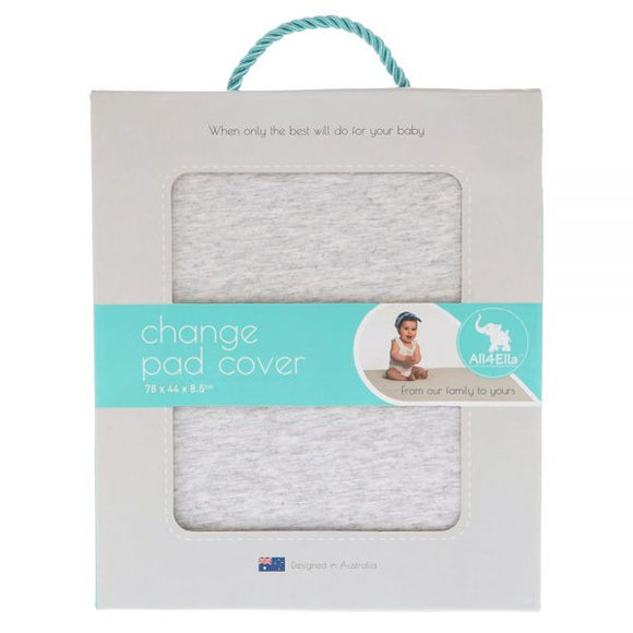 All4Ella Fitted Change Mat Cover