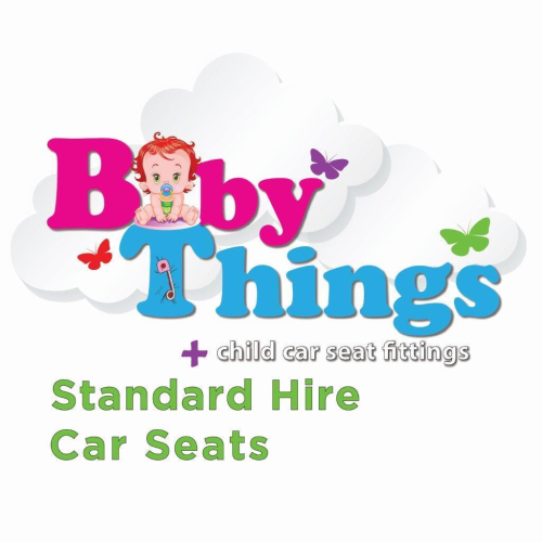 Standard Hire - Forward Facing Car Seat  (incl. deposit & fitting)