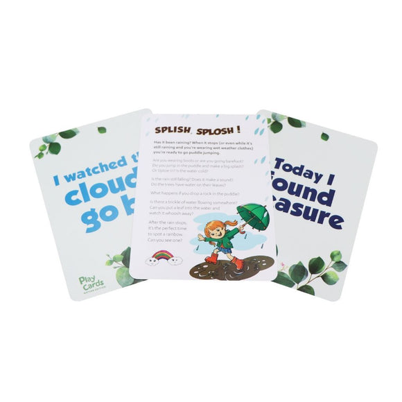 Jellystone Designs Nature Play Cards