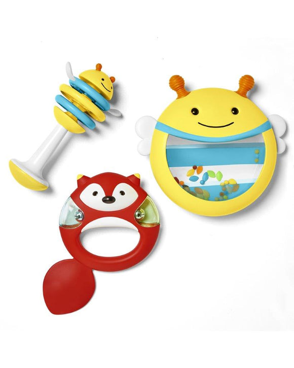 Skip Hop Explore & More Musical Instrument 3piece Set
