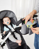 Skip Hop Grab & Go Silicone Pacifier Holder