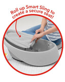Skip Hop Smart Sling 3-stage Tub - grey