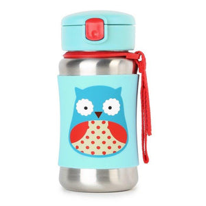 Skip Hop Zoo Stainless Steel Insulated Bottle