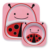 Skip Hop Zoo Tableware Melamine Set