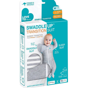 Love to Dream Swaddle Up Transition Suit 1.0 TOG