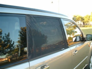 Shevron Easy-Fit Window Sox Rear Window Shade - People Movers