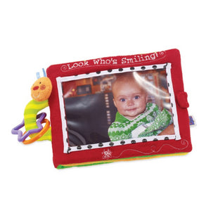 Manhattan Toys Look Who's Smiling Photo Book