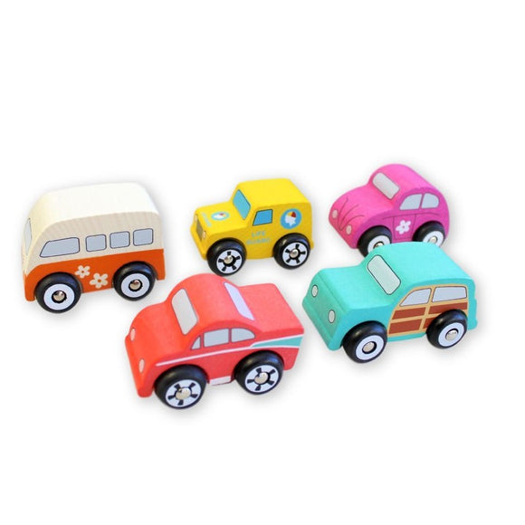 Discoveroo Beach Car Set