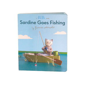 Blabla Board Book - Sardine Goes Fishing