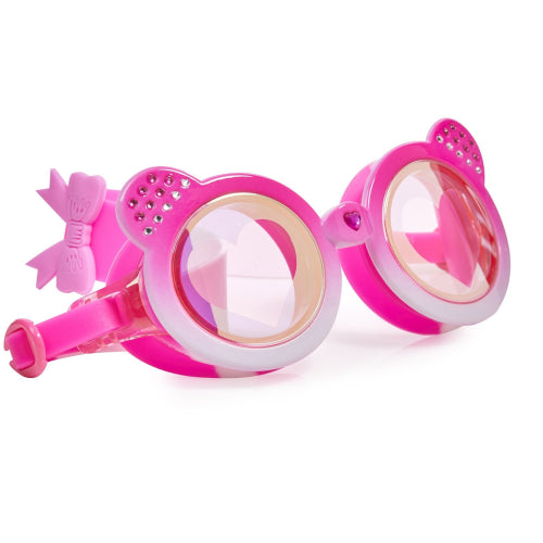 Bling2o Girls Goggles / Pandamonium / Bear Hug Berry