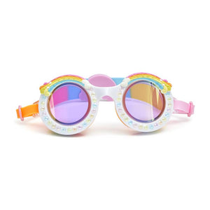 Bling2o Girls Goggles /Good Vibes / Rainbow