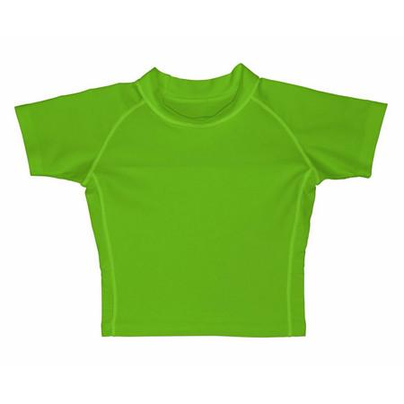 iPlay Short Sleeve Rashguard Shirt - Green