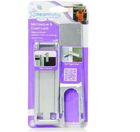 MICROWAVE & OVEN LOCK