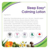 Aleva Naturals Sleep Easy Calming Lotion- 8 fl.oz / 240ml