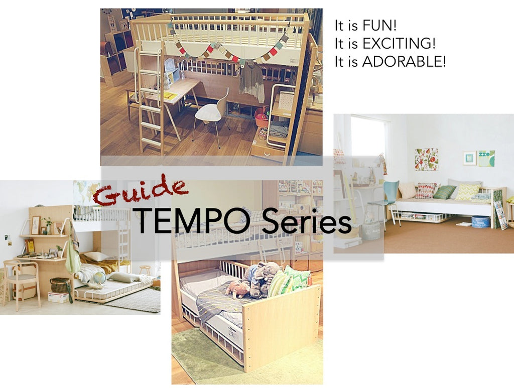 A Guide to TEMPO Kids Series