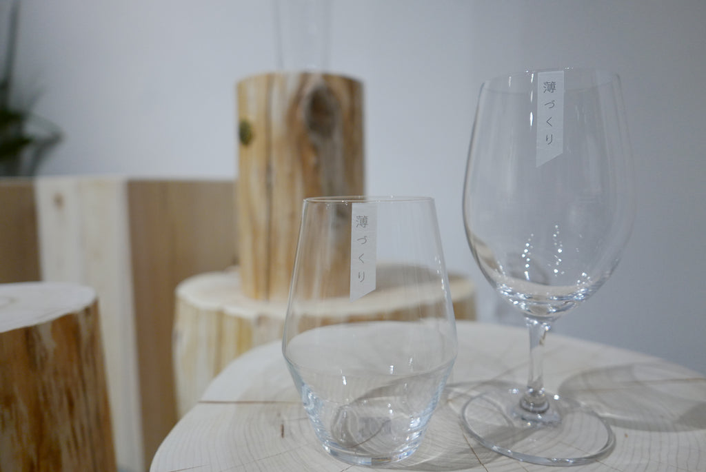 Beer, Wine, Whisky? Glasses for all occasions.