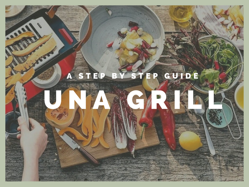 A Step by Step Guide to UNA Grill
