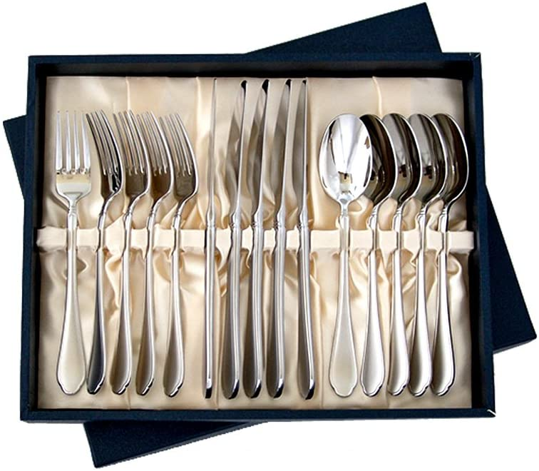Stainless Steel Cutlery Set (15pcs)