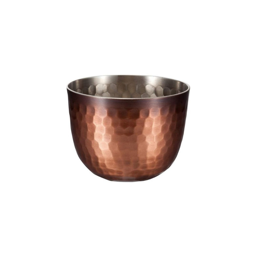 Copper Sake Cup