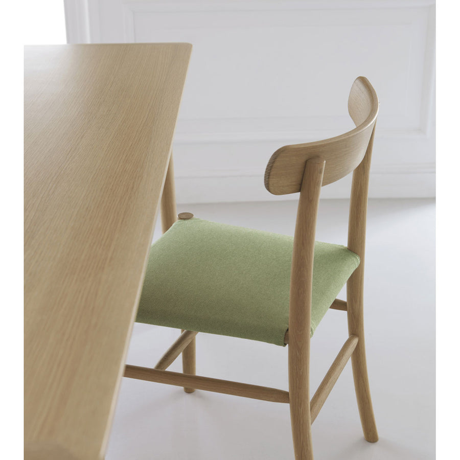 Lightwood Chair - Cushioned Seat