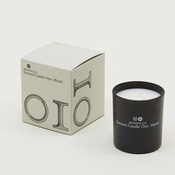Monocle Candle One: Hinoki - atomi shop