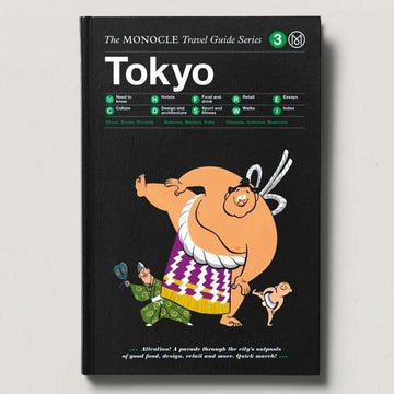 The Monocle Travel Guide, Tokyo - atomi shop