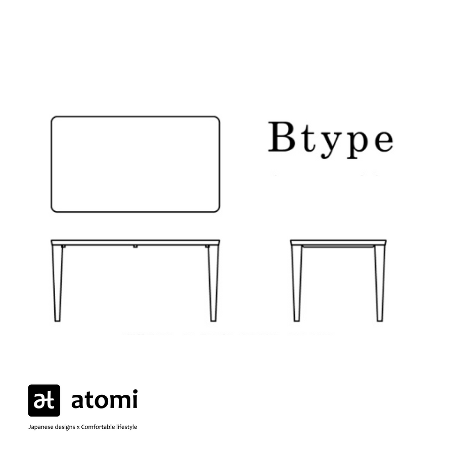 Forms B-Type Table