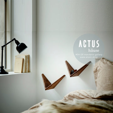 Poul Cadovius Butterfly Shelves - atomi shop