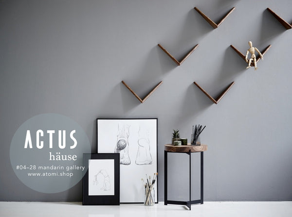 Poul Cadovius Butterfly Shelves