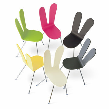 SANAA Armless Chair- Coloured - atomi shop