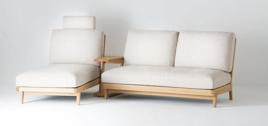 Whitewood Couch - atomi shop