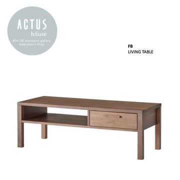 FB New Living Table (Display) - atomi shop