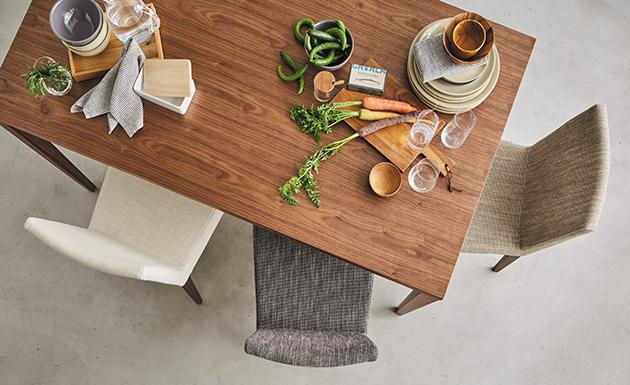FB Rectangular Dining Table