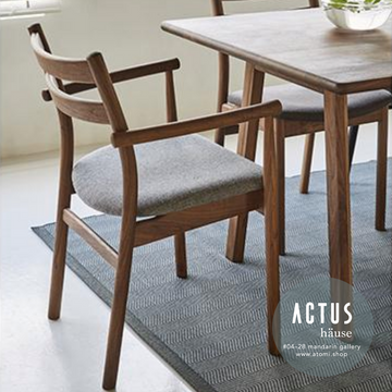 SOUP Dining Chair (Type A) - atomi shop