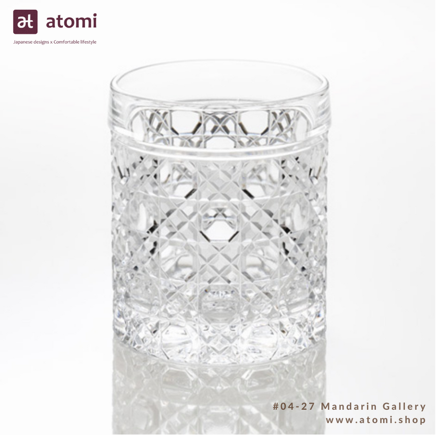 Kagome Old Fashioned Tumbler - atomi shop
