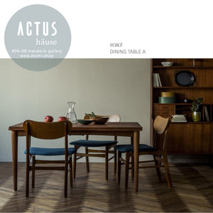 H.W.F. Dining Table A