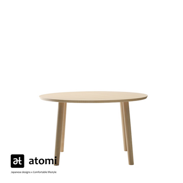Hiroshima Dining Table (Round) - atomi shop