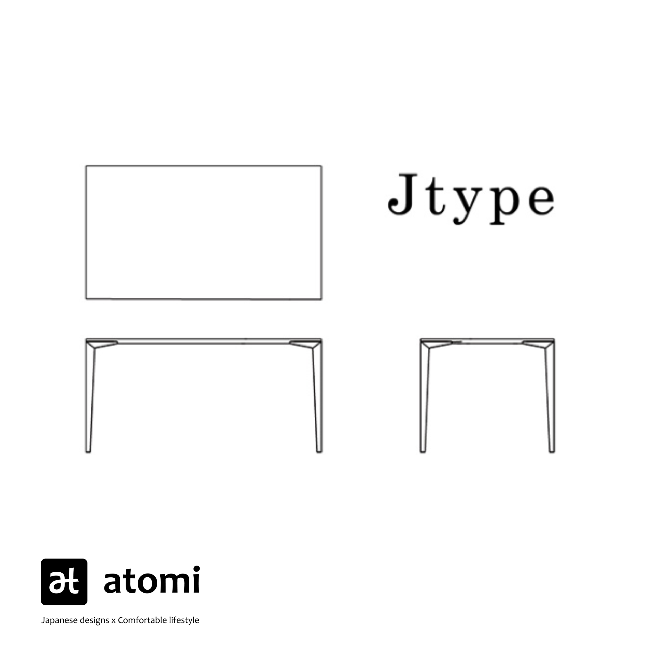 Forms J-Type Table