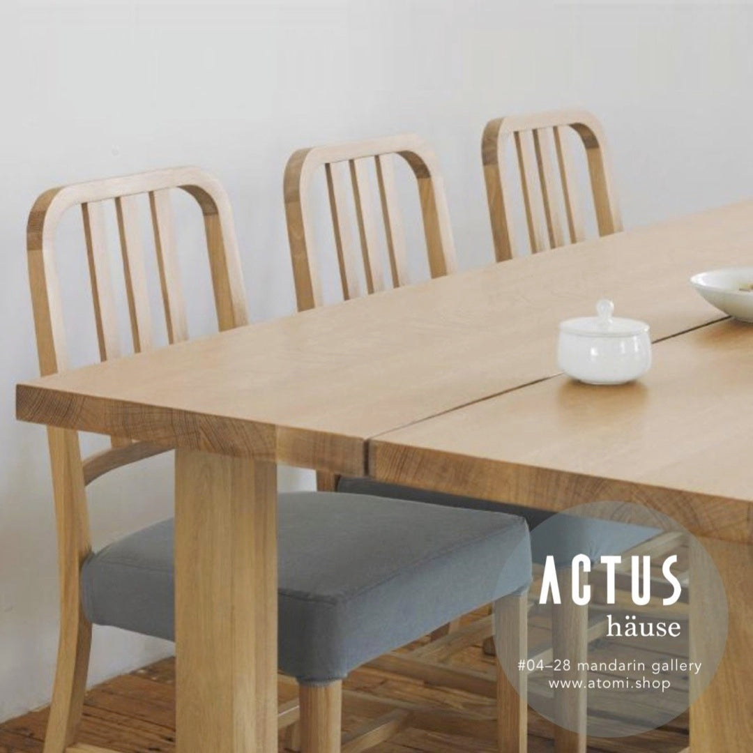 Jarvi Dining Table and Bench with Ilma Dining Chair