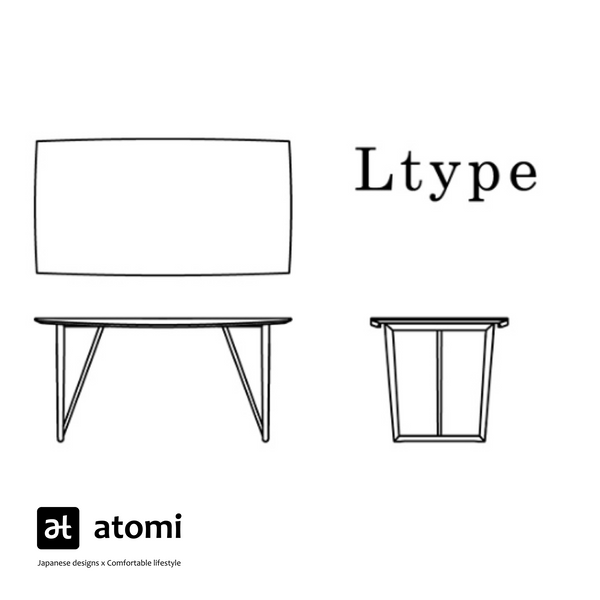 Forms L-Type Table