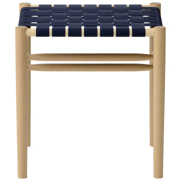Lightwood Stool - Mesh / Webb Seat Dining Stool