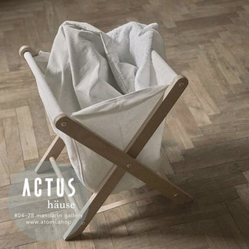 &MANO Laundry Basket - atomi shop