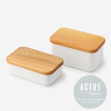 Enamel Butter Case - atomi shop