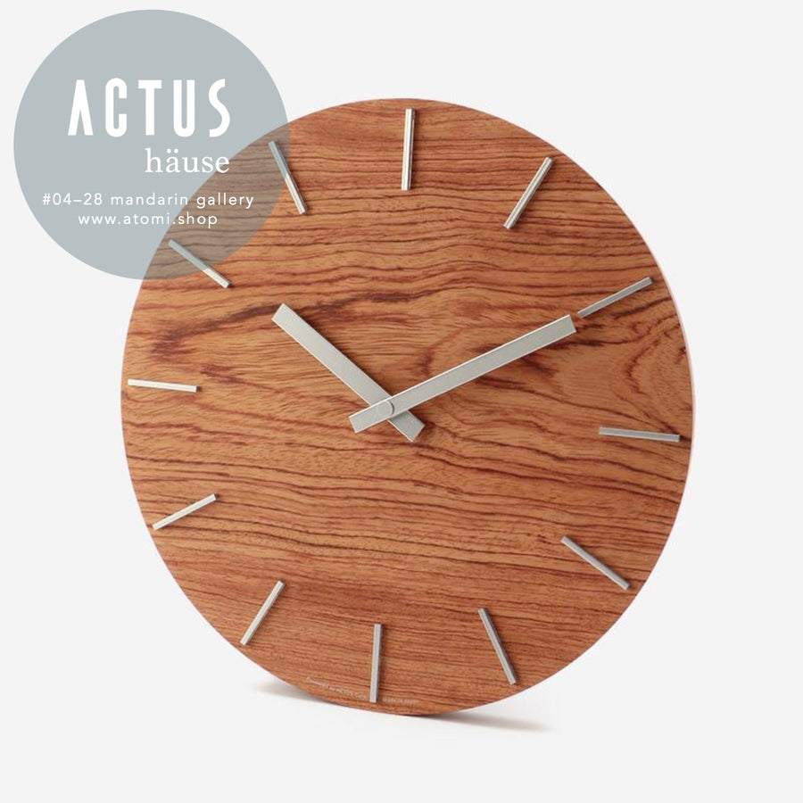 MEETS Wall Clock - atomi shop