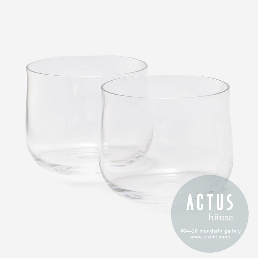Hibito Glasses (Set of 2) - atomi shop
