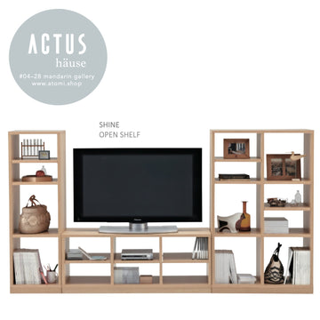 SHINE Open Shelf - atomi shop