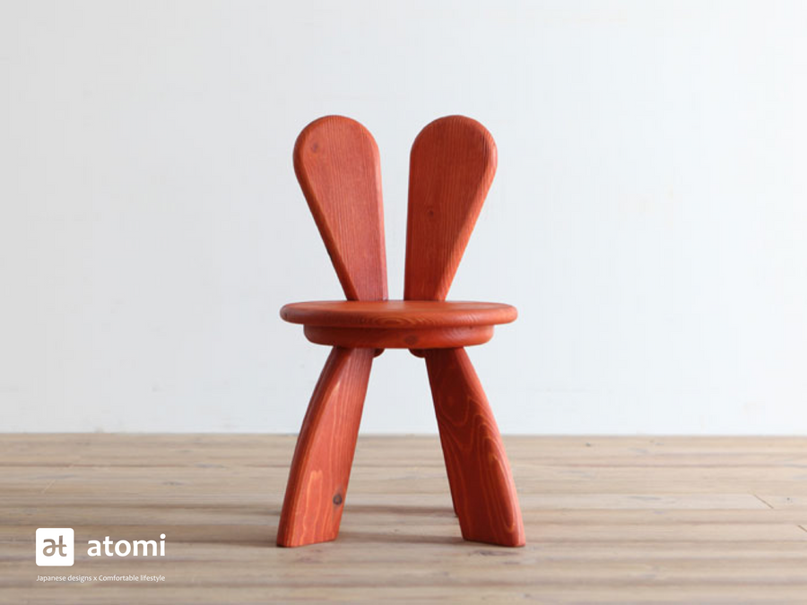WF Kids Rabbit Chair - atomi shop