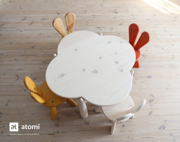 WF Kids Rabbit Chair